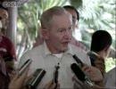 ジェンキンスさんがタイ到着 会議で証言へ(2007.09.17)