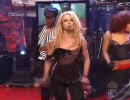 Britney Spears - Me Against The Music  Tonight Show (Jay Leno)