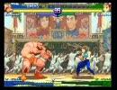 ZERO3 Vザンギ vs Zチュンリー