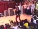 ドラゴンボールZ OP CHA-LA-HEAD-CHA-LA スペインライブ by 影山ヒロノブ