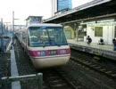 在りし日の381系しなの号名古屋回送