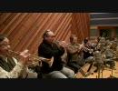 スーパーマリオギャラクシー2 オーケストラ演奏の収録風景