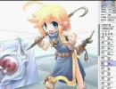 saiで妖精さんを描いてみた full thumbnail