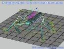 【ニコニコ動画】MAYAで昆虫タイプのモデルにIKリグをセットアップするを解析してみた