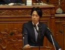2010/5/31衆院本会議郵政改革法案-小泉進次郎(自民)他