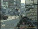 Xbox360 MW2 枯れた声で実況プレイ~841分隊支援火器担当~