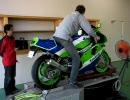 【バイク】 ZXR400 H2 排気音を堪能して見る