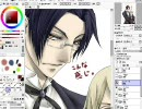 【黒執事Ⅱ】クロードとアロイス描いてみた【腐向けかな】 thumbnail