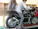 【バイク】 GPz900R 排気音を堪能して見る
