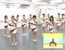 【ニコニコ動画】ラヂオ体操第4 - チアリーディングチームの場合を解析してみた