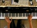 東方「ウサテイ」をピアノで弾いてみた