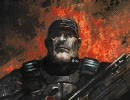 ガチムチホフマン大佐を描かせて頂きました。