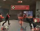 ゲームプレイ動画 Team Fortress 2 - Spyでスタブる