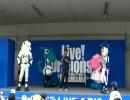 【2010.06.06】ドアラvsレオ マスコット対決!