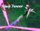 【ニコニコ動画】【iM@S-DOGA】『Black Fencer』(完成版)を解析してみた