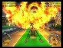 【おバカレースゲー】 FlatOut2 Part2 ~火の輪くぐり~