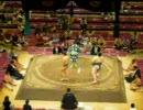 2007年大相撲9月場所9日目●碧天 VS 山本山○