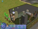 【sims2】0から画家生活 その19