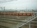 201系H4編成 長野JR総合車両センター