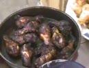 フライドチキンと照り焼きチキンを作ります。