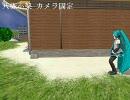 【MMD】八極拳演舞(八極小架・金剛八式・霍打頂肘・連環腿) thumbnail