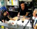 新川のイタリア料理 U Padrino のジーノさんをスタジオに迎えて