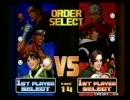 KOF'98対戦動画 Duelling the KOF rt2nd 準決勝その2
