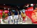 【ニコニコ動画】【名実況】日本vsカメルーン スカパー現地実況下田アナ第一声を解析してみた