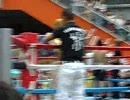 亀田大毅のスパーリングにブーイングを浴びせる男
