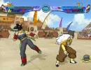 PS2 DRAGON BALL Z3 第4回パスキャラトーナメント 一回戦第四試合