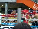亀田大毅のスパーリングにブーイングを浴びせる男 part2