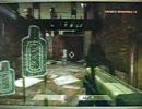RainbowSixVegas [デジカメ録画] 180秒でケリをつける! その4