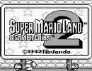 【TAS】GB Super Mario Land 2-6 Golden Coins(USA v1.0) in 21:43.52【6つの金貨】