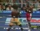 ボクシング アイク・クォーティ vs アンドリュー・マレー