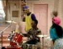 Fresh Prince of Bel Air, Jazzy Jeff on Drums
