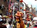 2007年9月22日 神戸南京町中秋節の獅子舞
