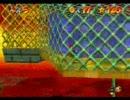 【スーパーマリオ64】緑の悪魔 炎の海のクッパ【TAS】