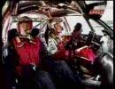 松岡修造が絶叫WRC体験!