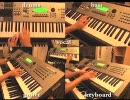 【ニコニコ動画】【けいおん!】Utauyo!MIRACLEを全部鍵盤でやってみた【新OP】を解析してみた