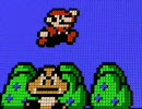自作Wiiでマリオ‐ニコニコ動画(夏)