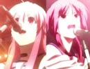 【Angel Beats!】岩沢・ユイのツインボー