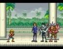 【海外GBA】Shonen Jump's Onepiece【自己神ゲー】『VSアーロン一味幹部』