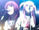 【Girls Dead Monster】岩沢・ユイのツインボーカルでAlchemy(画だけ改訂版)