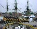Royal Navy  【HMS Victory】 イギリス海軍旗艦「HMSヴィクトリー」