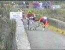 レース中の悪質な妨害