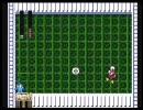 Rockman2 バスター縛り メタルマン攻略動画