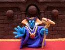 第19位:【ドラクエ】竜王を羊毛フェルトで作ってみた thumbnail