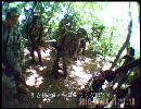 【ニコニコ動画】サバゲーをFPS風に撮ってみた 3チームフラッグ戦その2を解析してみた