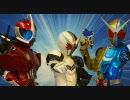 【コスプレ】仮面ライダーアクセルを作ってみた thumbnail
