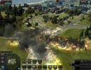 ゲームプレイ動画 World in Conflict - M03 Battle for Pine Valley 4 of 6